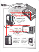 Vintage Advertising Rand Jewelers West Covina CA 1950's Vintage Advertis... - $17.99