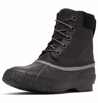 Sorel Men's Cheyanne II Snow Boot 10.5 Black, Black - £66.52 GBP