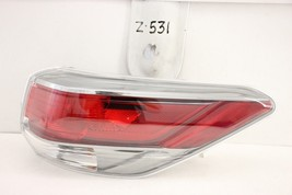 OEM TAILLIGHT TAIL LIGHT TAIL LIGHT TAILLAMP TOYOTA HIGHLANDER 14 15 16 ... - $37.62