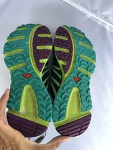 Salomon X Mission 3 Hiking Shoes Size 8 Breathable Running Contagrip Sensifit image 7