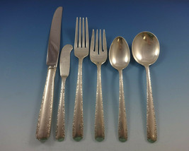 Camellia by Gorham Sterling Silver Flatware Set For 8 Service 49 Pieces - $2,400.00