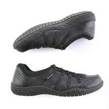 Skechers Work Black Relaxed Fit Fashion Sneakers Slip On Memory Foam Womens 9 image 3