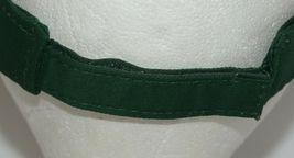 Augusta Sportswear Adult Adjustable Dark Green Sport Twill Visor 6225 image 4