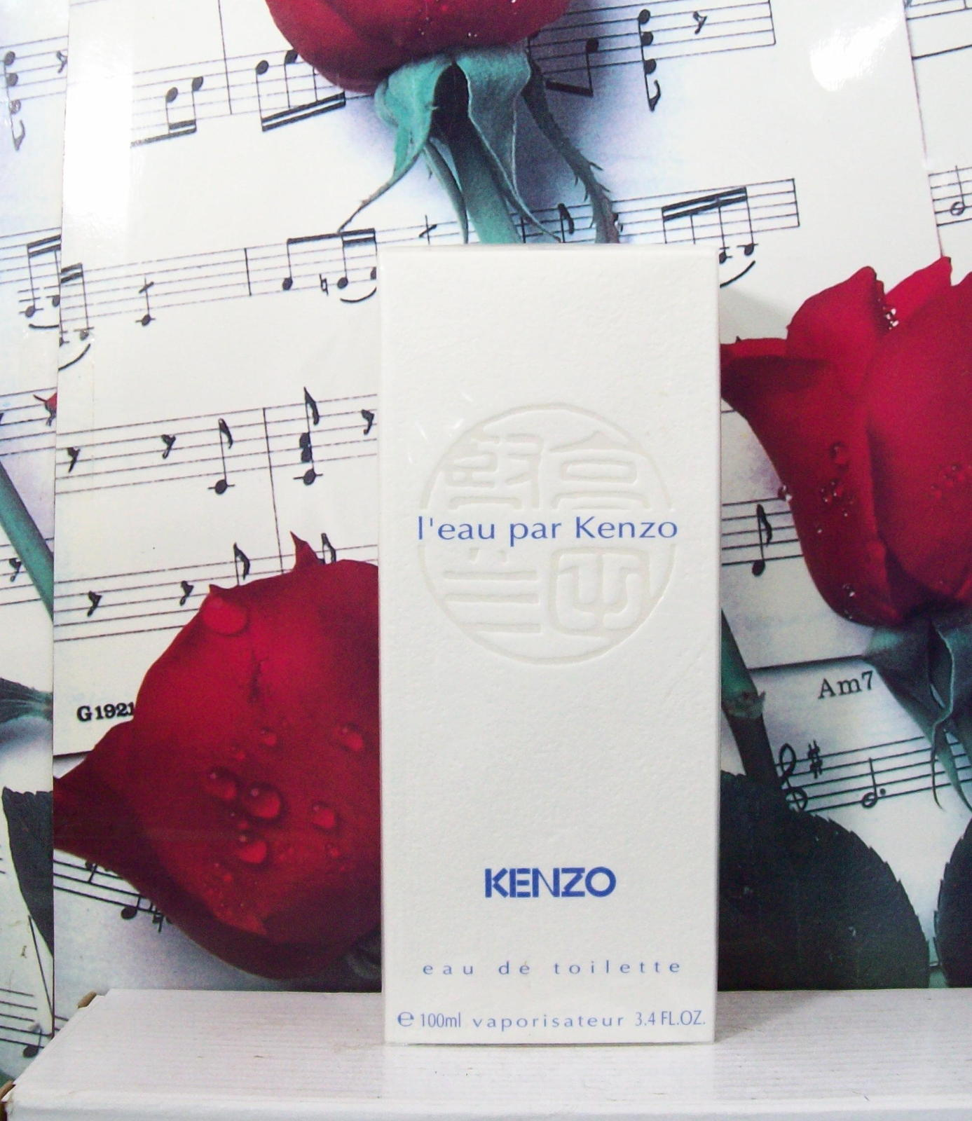 Primary image for L'Eau Par Kenzo Women EDT Spray 3.4 FL. OZ. NWB. Vintage