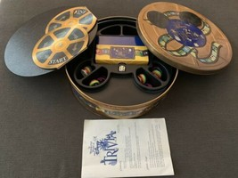 The Wonderful World Of Disney Trivia Board Game Mattel 1997 Vintage Comp... - $29.70