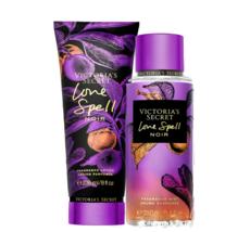 Victoria's Secret Love Spell Noir Fragrance Lotion + Fragrance Mist Duo Set - $39.95
