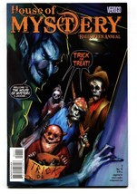 House of Mystery Halloween Annual #2 2001-DC-Trick or Treat - $18.62