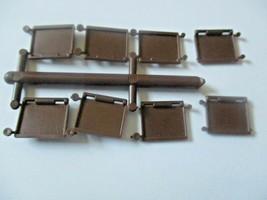 Detail Associates # 6225 GS Gondola Doors Steel Plate Type HO-Scale image 1