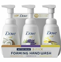 Dove Foaming Hand Wash Variety Pack-3PK. - $15.83