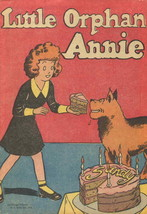 Little Orphan Annie Giveaway #1 VG; Dell | low grade comic - save on shi... - $9.99