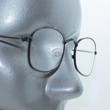 Simple Oval Black Metal Wire Frame Delicate Reading Glasses +1.25 Lens - $14.97