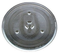 "G.E. Microwave Glass Turntable Plate / Tray 11 1/4 "" WB49X10034 - $22.61"