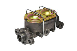 "74-86 Jeep CJ 8"" Dual Power Brake Booster Master Cylinder Prop Valve Disc/Drum image 7"