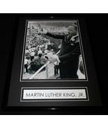 Martin Luther King, Jr. Framed 11x14 Photo Display - $32.36