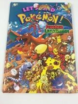 Let's Find Pokemon FireRed LeafGreen Book VizKids 2008 Kazunori Aihara - $13.37