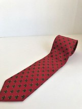 Men's novelty ties red Christmas tree necktie by Holiday Traditions for ... - $9.49