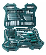 Mannesmann Socket Set 215 Pieces Tools Made With Chrome-Vanadium Special... - $454.41