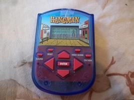 Vintage Hangman 1995 Electronic Hand Held Game, Milton Bradley, w/ Instructions - $10.28