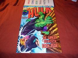 Incredible Hulk # 192 * October 1973 * VG/FN * vs. Loch Ness Monster!!! - $7.00