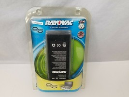Rayovac Laptop Adapter 20V 90W Universal AC Battery Recharger NEW Sealed - $18.37