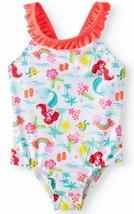 LITTLE MERMAID ARIEL DISNEY UPF50+ Swim Bathing Suit Toddler's Size 2T o... - $15.83+