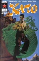 Kato of The Green Hornet Comic Book #2 NOW Comics 1991 NEAR MINT NEW UNREAD - $3.99