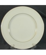 """Noritake WHITECLIFF 4083 Dinner Plate 10 3/4"""" White Scapes - $27.95"""