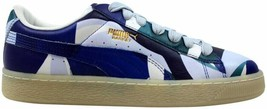 Puma Puma X Careaux Basketgraphic Twilight Blue-Halogen Blue 363435 01 M... - $87.38