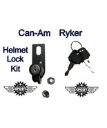 Can-Am Ryker Single Helmet Lock Kit - $28.00