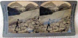 Keystone Stereoview P20 Mt Sir Donald Canada near mint condition early 1... - $4.99