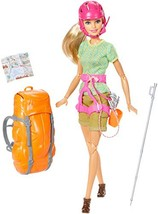 Barbie Made to Move The Ultimate Posable Rock Climber Doll - $56.23