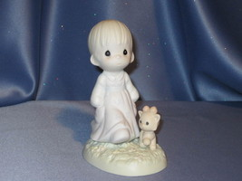 """Precious Moments """"Walk in the Sonshine"""" Figurine by Enesco W/Comp Box. - $21.00"""