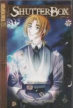 Shutter Box 4 - Rikii Simons & Tavisha - Tokyopop Manga - 2007. - $2.23