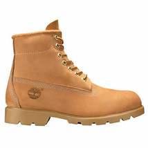 """Timberland Mens 6"""" Basic Waterproof Boot with Padded Collar Size 11 Colo... - $116.86"""