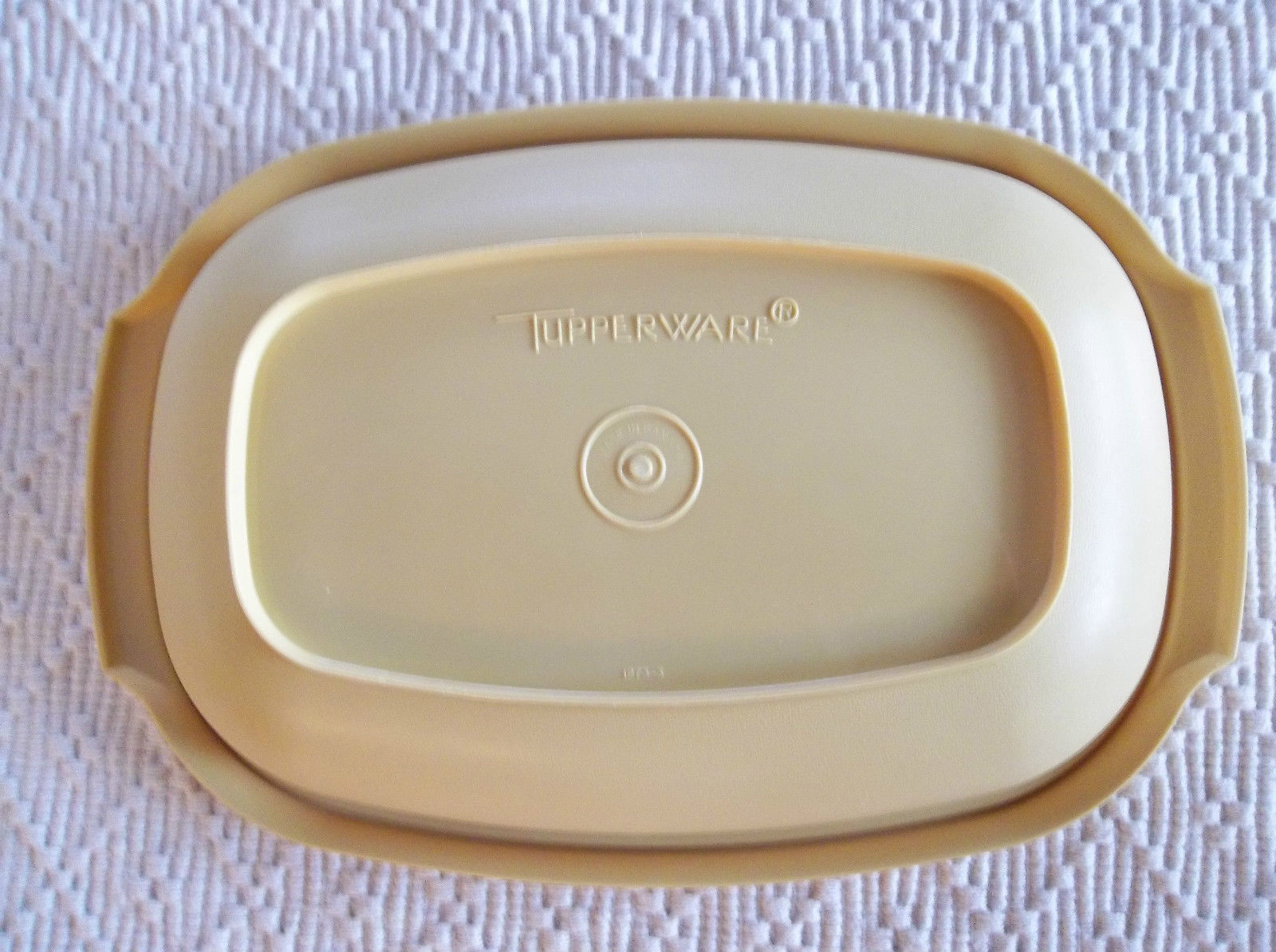 how to use vintage tupperware steamer