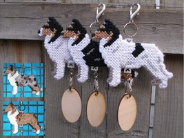 Collie Smooth crate tag or hang anywhere, herding sheep dog, choose your... - $22.00