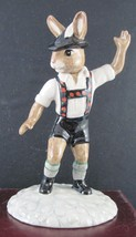 Royal Doulton Bunnykins Figurine - Tyrolean DancerBunnykins  DB242 - $23.74