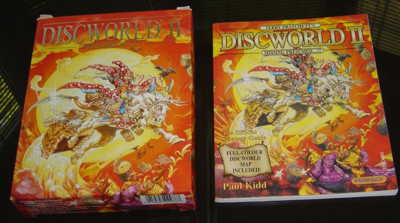 Discworld2 plus guide