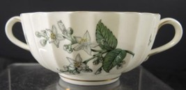 Royal Worcester Cream Soup * Valencia Pattern - $0.91