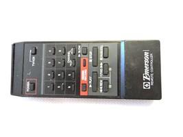 Emerson 70-2093 VCR953 VCR Remote Control B4 - $7.96