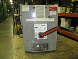 Ge Power Break TC4040TTE1CR 4000A 600V EO/DO Breaker w/ Lsig Used E-ok - $15,000.00