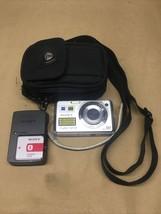 DSC-W230 Sony Cyber-Shot 12.1MP Digital Camera w/ Case & Charger (770021504236) - $43.53