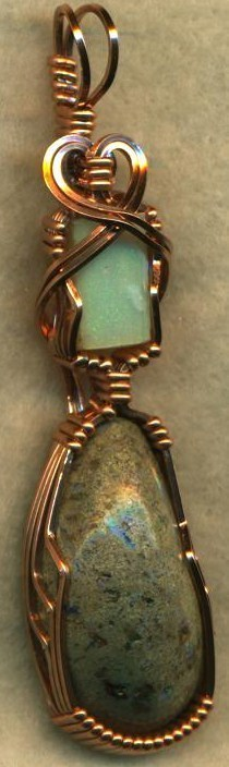 Opal pendant 11a