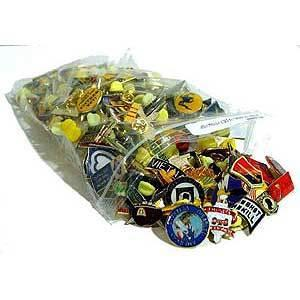 Primary image for Vietnam / POW 100PCS Military Pins Grab Bag