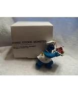 1992 Jim Henson Productions Grolier Christmas Ornament Cookie Monster 01... - $13.00