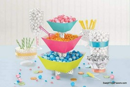 Birthday Candy Party Bowls Decoration Dessert Table Bar Supplies Stand T... - $18.76