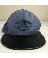 HARLEY DAVIDSON Hat 59Fifty New Era Fitted Cap NWT Biker Trucker Men's 7... - $29.99