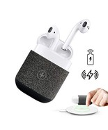 AirPods Case Cover, Uervoton Wireless Charging Case Accessories Protecti... - $29.37