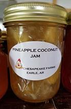 Pineapple Coconut Jam 4 Oz Size Arkansas Grown And Made Organic Great Gi... - $3.00