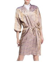 Salon Client Gown Upscale Robes Beauty Salon Smock for Clients, Ripple